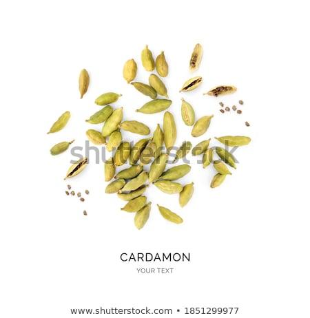 Cardamon Stock photo © yelenayemchuk