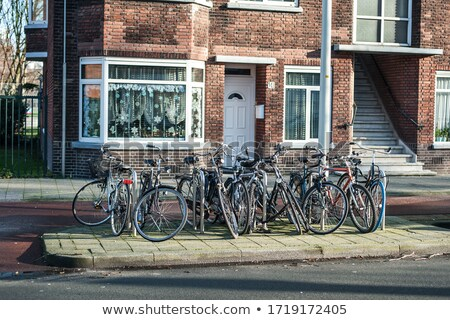 Parked bicycle Stock photo © ziprashantzi