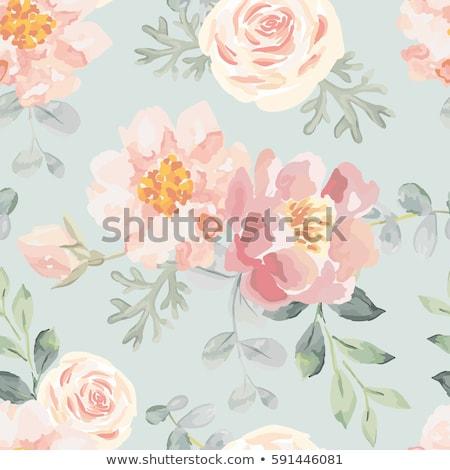Flower faded into background Stock photo © OleksandrO
