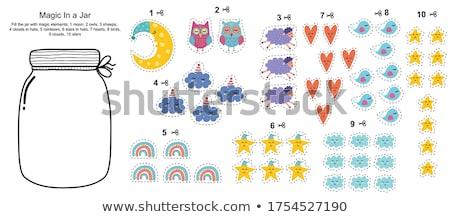 Toddler Activity Stock photo © ozgur