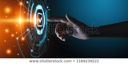 IT Service Management Concept. Stock photo © tashatuvango