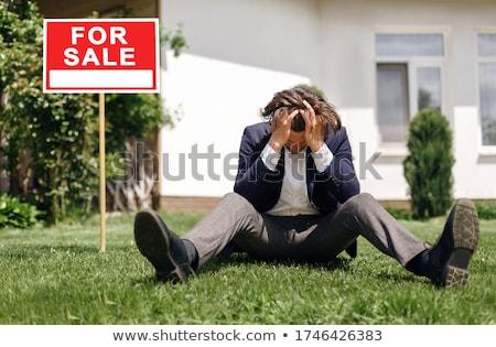販売 · 所有者 · 不動産 · にログイン · 家 · ホーム - ストックフォト © RAStudio