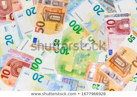 Stock fotó: Euro · bankjegyek · 500 · üzlet · papír · háttér