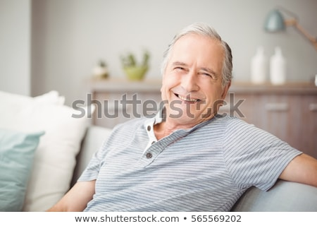Senior citizens apartments. Stock photo © oscarcwilliams