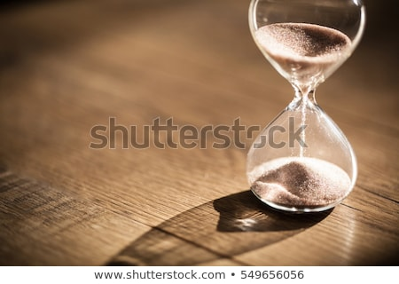 Time Passing - Sand timer  Stock photo © ankarb