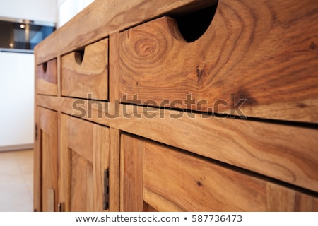 A wooden furniture Stock photo © bluering