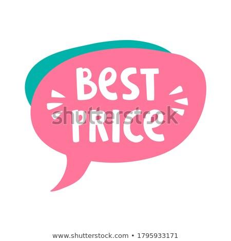 Oferecer o melhor serviço rabisco projeto ícones Foto stock © tashatuvango