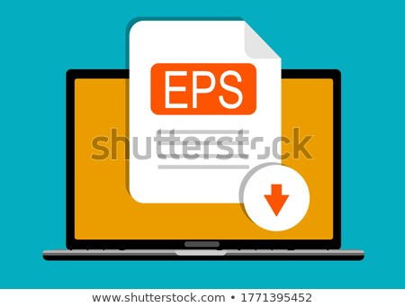 A keyboard with a blue labeled button - Download Stock photo © Zerbor