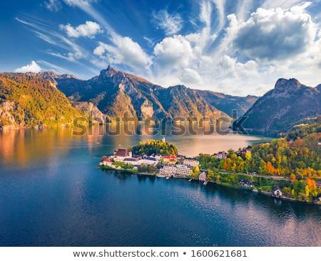 An urban peak background Stock photo © colematt