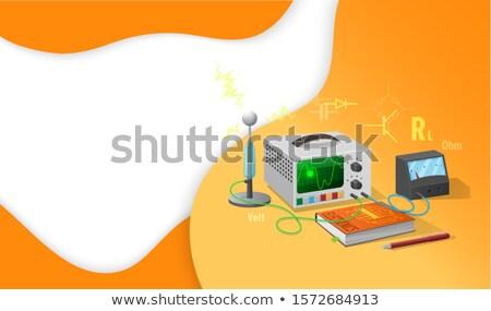 Stock fotó: Electronics Lessons, Discipline School University