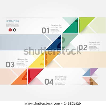 Education Horizontal Banners with Line Icons Stock photo © -TAlex-