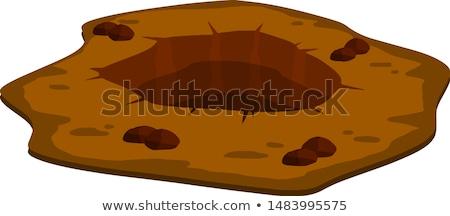 I dig holes. Stock photo © photography33