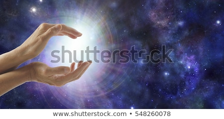 Force of intention Stock photo © grechka333