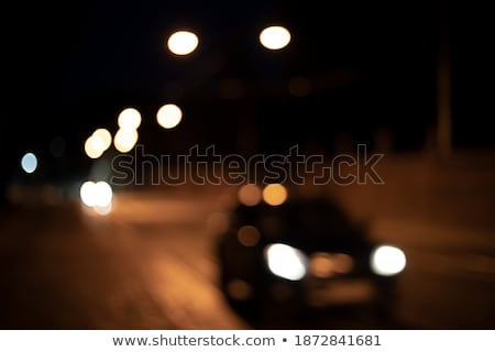 estrada · de · cascalho · rústico · Tailândia · blue · sky · nuvens · estrada - foto stock © sweetcrisis