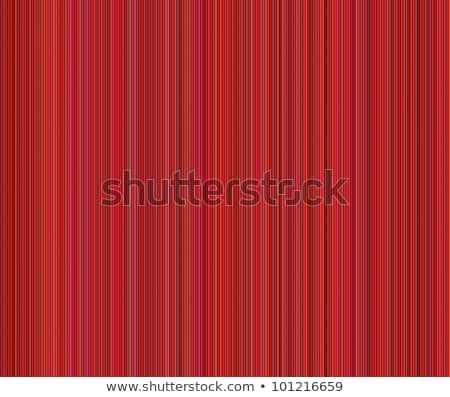 backdrop 3d render of shaded tubes in different red pink Stock photo © Melvin07