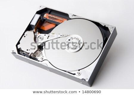 törött · hdd · adat · veszteség · információ · raktár - stock fotó © jonnysek