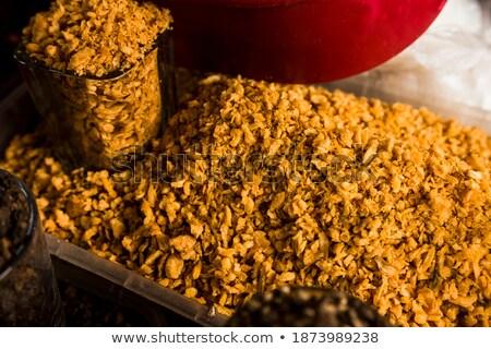 чеснока · рынке · Франция · продовольствие · растительное · здорового - Сток-фото © lunamarina