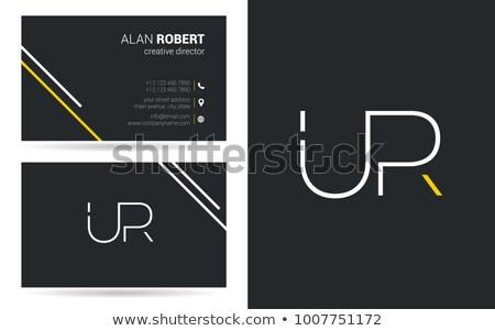 U R Unique Stock photo © nicemonkey