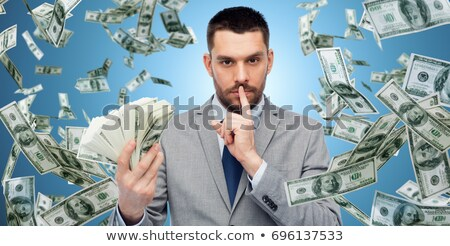 financial secrets stock photo © lightsource