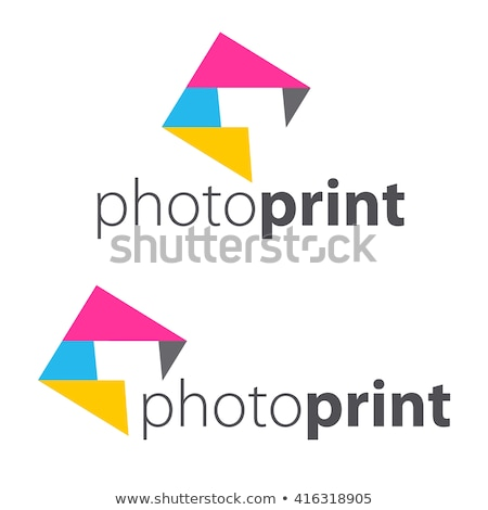 Logo Design for Publishing company Stock photo © Viva