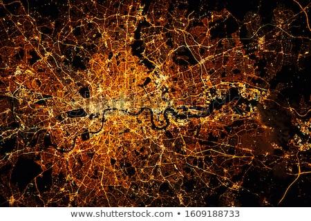 Ver satélite ícone Foto stock © zzve