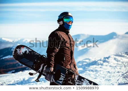 Stock photo: Freezing Out The Competition