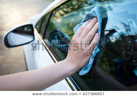 cleaning car windows Stock photo © mady70