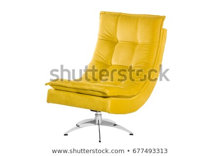 modern leather armchair Stock photo © kokimk