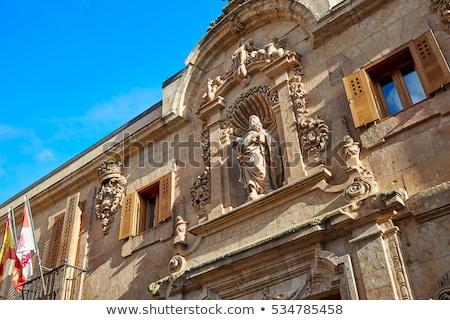 Civil war archive in Salamanca facade Spain Stock photo © lunamarina