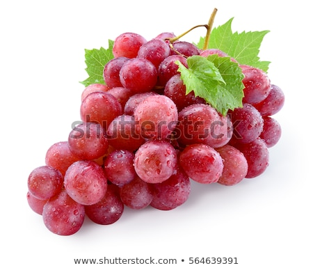wet red grapes Stock photo © Digifoodstock