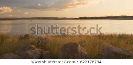 Lake Leslie in Queensland Stock photo © artistrobd