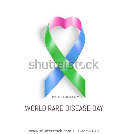 29 february rare disease day stock photo © olena