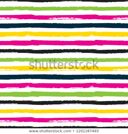 Vector seamless pattern. Abstract background with brush strokes Stock photo © natali_brill