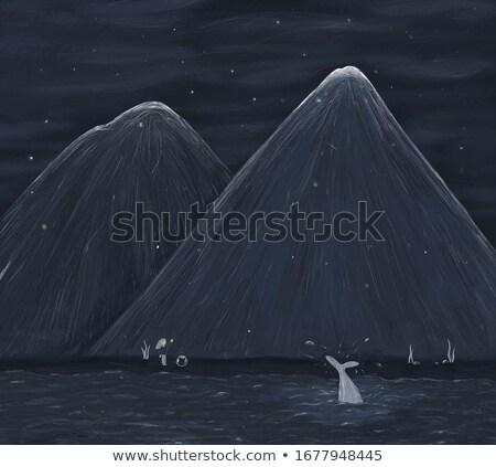 baby · ghiacciaio · montagna · neve · montagna - foto d'archivio © photography33