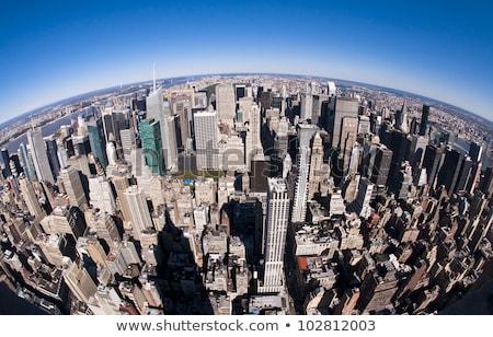 Top · мнение · Нью-Йорк · сдвиг · Blur · здании - Сток-фото © sumners