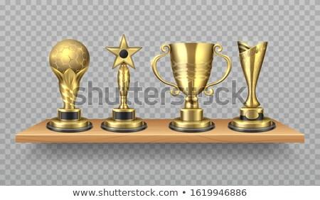 Trophy Shelf Stock photo © kitch
