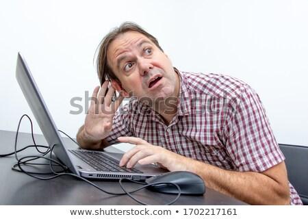 Computer Fail Stock photo © 3mc