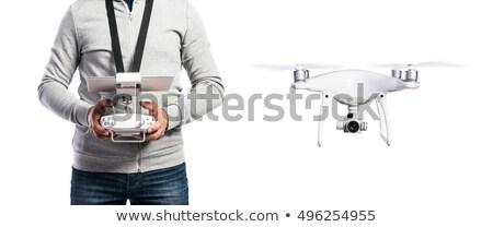 control aeromodelling Stock photo © jarp17