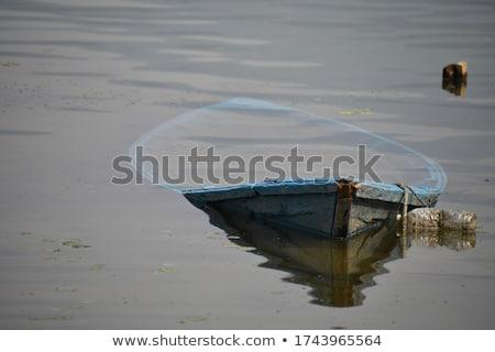лодках берега группа красочный парусного красивой Сток-фото © LAMeeks