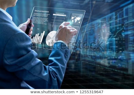 Green Technology Investing Stock photo © Lightsource