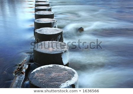 still waters cross stock photo © rghenry