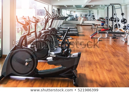 fitness center objects Stock photo © flipfine