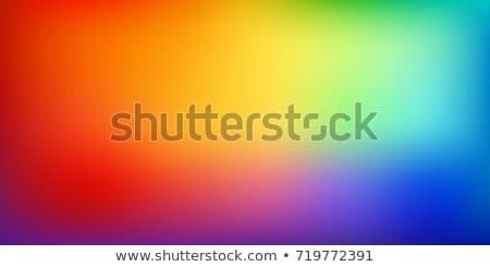 虹色 画像 いい 芸術 オレンジ 緑 ストックフォト © magann