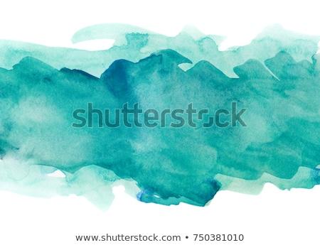 水彩画 白 デザイン 塗料 芸術 絵画 ストックフォト © mikhail_ulyannik