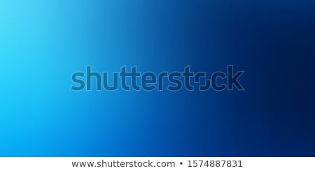 Light blue gradient abstract waves design Stock photo © saicle
