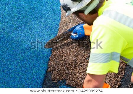 Gravel Making Stock photo © rghenry