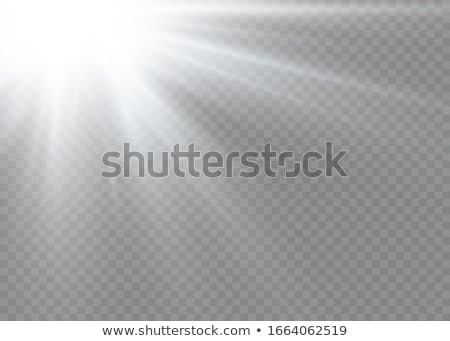 Sunlight or burst special light effect. EPS 10 Stock photo © beholdereye