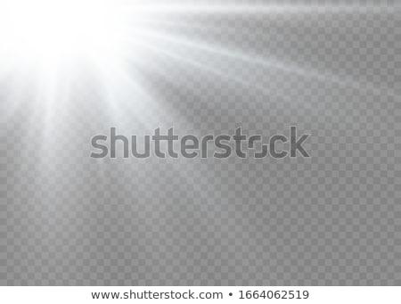 światło · słoneczne · specjalny · eps · 10 · przezroczysty - zdjęcia stock © beholdereye