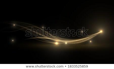 Rood · abstract · golf · lijnen · 3d · illustration · business - stockfoto © nicemonkey
