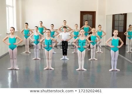 女性 バレエダンサー 美しい 小さな クラシカル 靴 ストックフォト © handmademedia